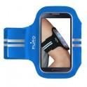 Puro Custodia Da Braccio Universale Smartphones Fino A 5 5   Blu