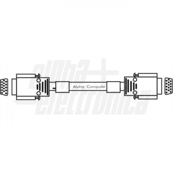 CAVO 2X15HDB RAME 20 METRIGOLD FULLPIN - Forniture Elettroniche ... 78a60e6896d3