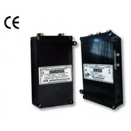 CENTRALINO 22dB 1ING  1USCITA AMPLIFICATORE  larga banda retro TV con trappola FM autoalimentati 230 VA