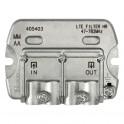 FILTRO LTE HR EasyF 47   782MHz (C21 59) DC