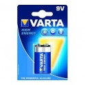 BATTERIA  HIGH ENERGY 9V BLU