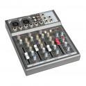 Mixer microfonico 4 canali
