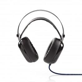 CUFFIA USB +  connettori  jack 3,5mm Cuffia per Videogiochi | Over-ear | Bassi Potenti | Luce LED | Connettori USB e da 3,5 mm