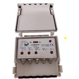 AMPLIFICATORE DA PALO 20/22 DB uLUXP23/5G 3IN III-U-U20/22dB120/122dBuV4/5G