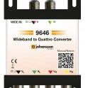 CONVERTITORE DA WIDEBAND A  4 OUT Wideband to Quattro Convertor