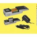 Carica batterie foto/video li ion e AA/H Carica batterie foto/video li ion e AA/AAA NI MHCaricabatteria per batterie foto/vide